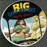 Big Game Hunters cd